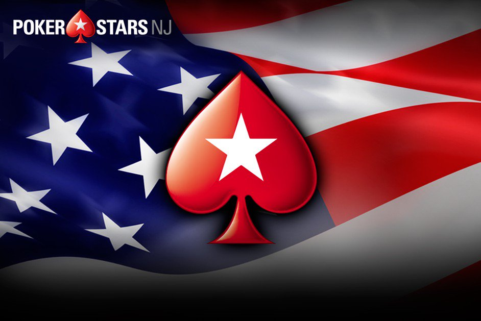 PokerStars in New Jersey launched online poker US