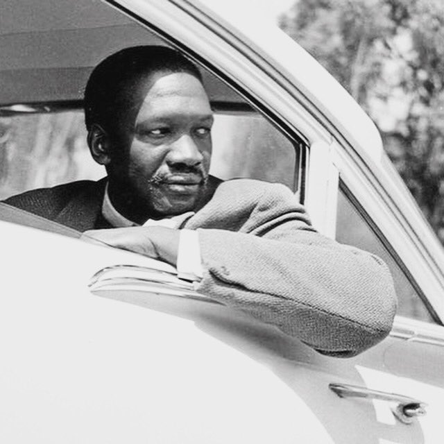 Remembering Robert Sobukwe today for his immense contribution on whose shoulders we stand. #