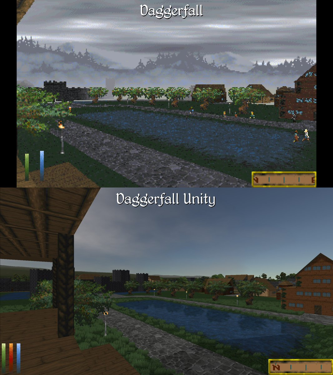 Vapourware - Daggerfall Unity isnt Vaporware | Page 24 | Visiting