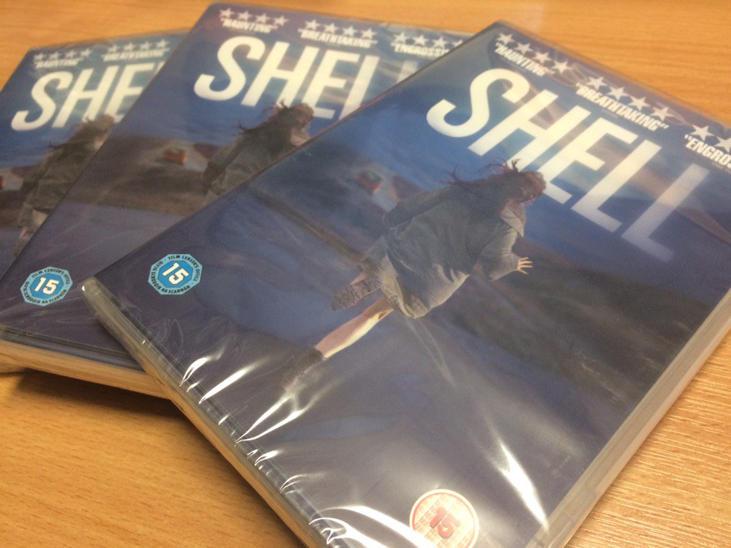 #edfilmfest 2015 film Iona is out on Friday 25 Mar! Retweet for a chance to win a DVD of Scott Graham's Shell (2012) https://t.co/ULd4WSMMu2