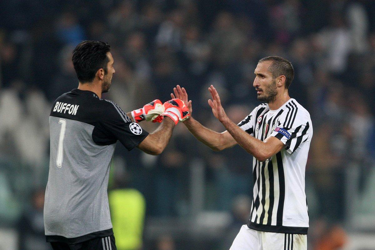 Milan Juventus senza Giorgio Chiellini infortunato