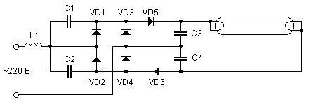 Схема включения дифавтомата без заземления