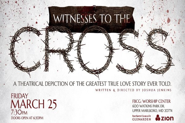 Join us on Good Friday for one of the most dynamic dramatic presentations that you will ever see! https://t.co/YuRknihP4e