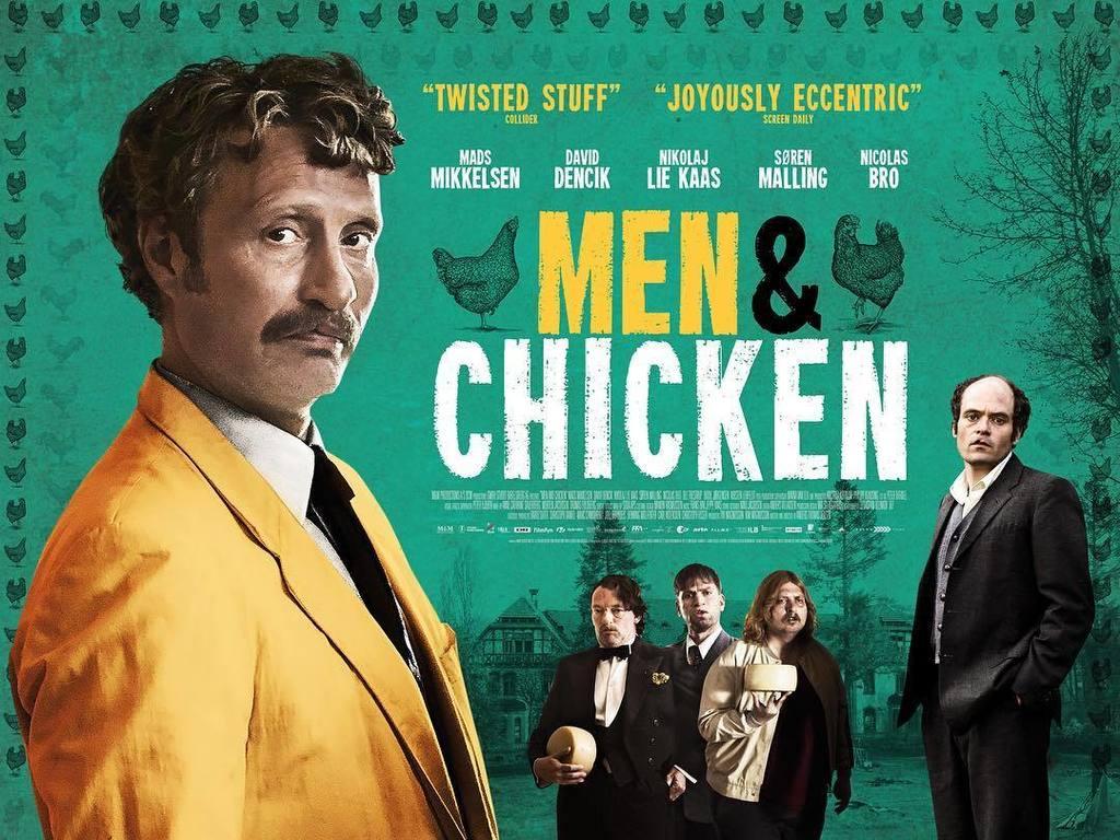 This is the UK quad for Men & Chicken, which looks bonkers.  #madsmikkelsen #menandchicken https://t.co/zM5faq8v27