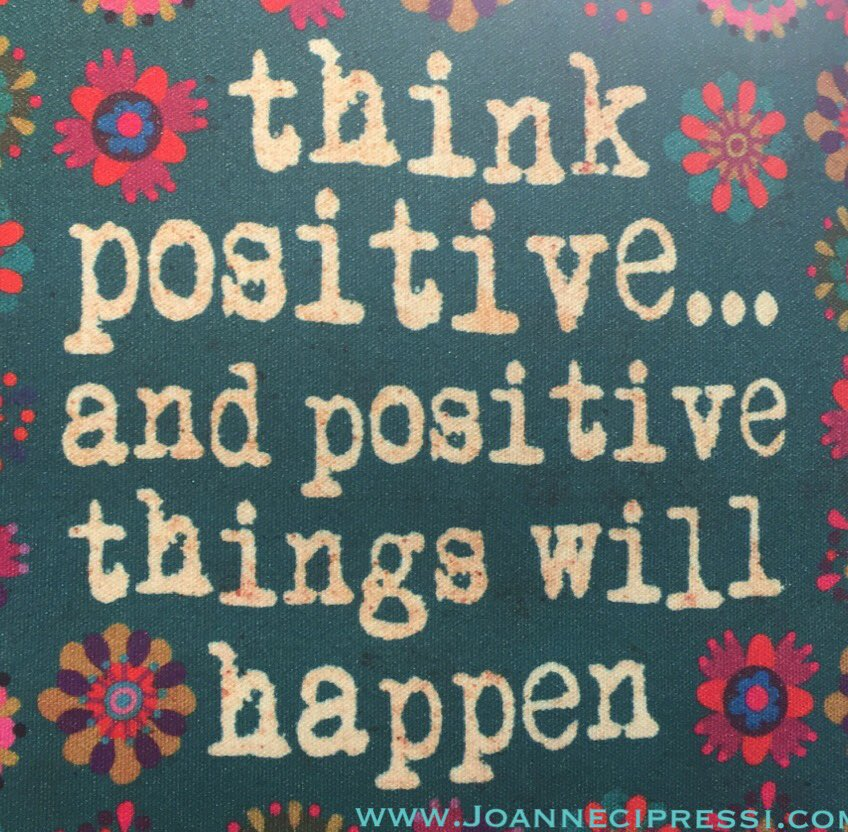 Thinking positive gives the energy and motivation to make positive happen. #mondaymotivation https://t.co/F3qHPMc1QN