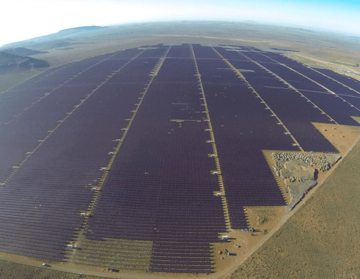 South Africa's Largest Solar PV Project Completed https://t.co/2qUjnTnab8 https://t.co/wIjh1hyLve