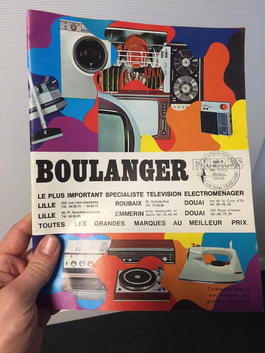 Hé hé ! Le catalogue Boulanger de 1971 #vintage https://t.co/7Heo6RCSSN
