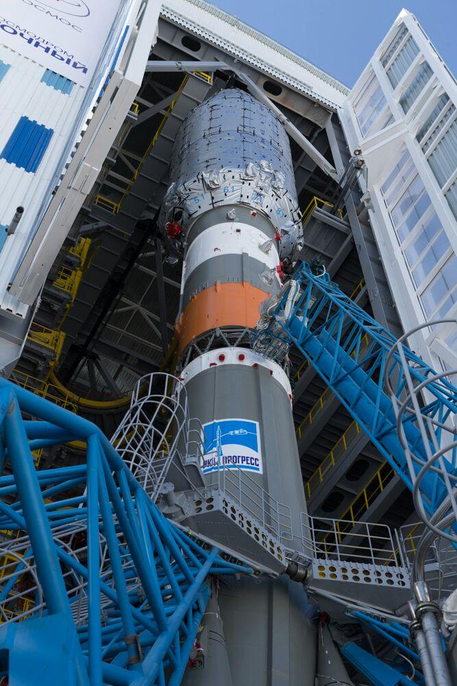 New Russian Cosmodrome - Vostochniy - Page 5 CeFo4q0UkAA6AUn
