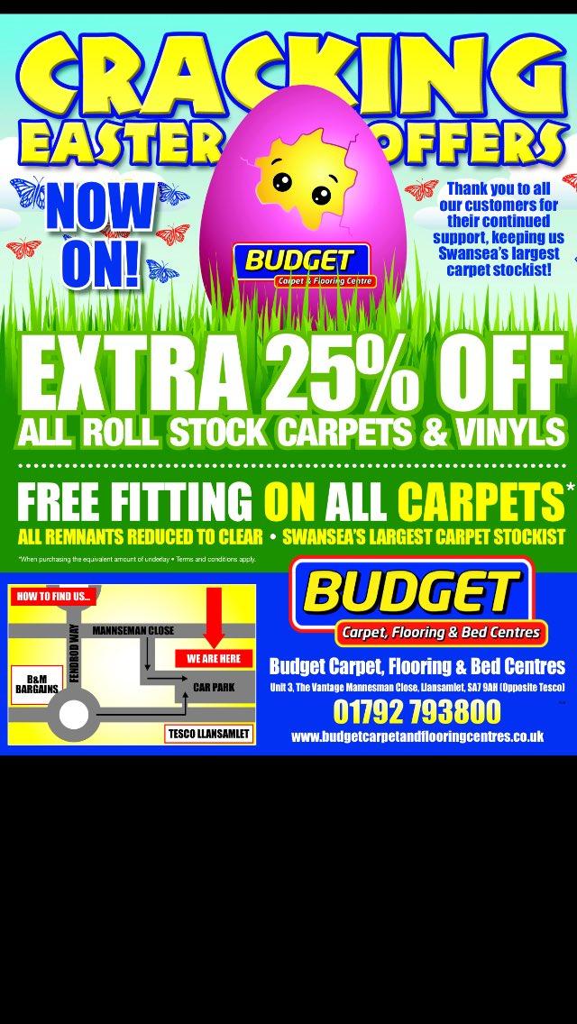 Budget Carpets Twitter