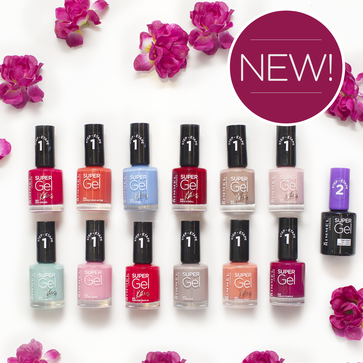 RT @LloydsPharmIre: #GelPower- Launched #Rimmel SuperGel polishes! Want 6 colours & top coat? RT+F to enterpic.twitter.com/62CAK2cXeO