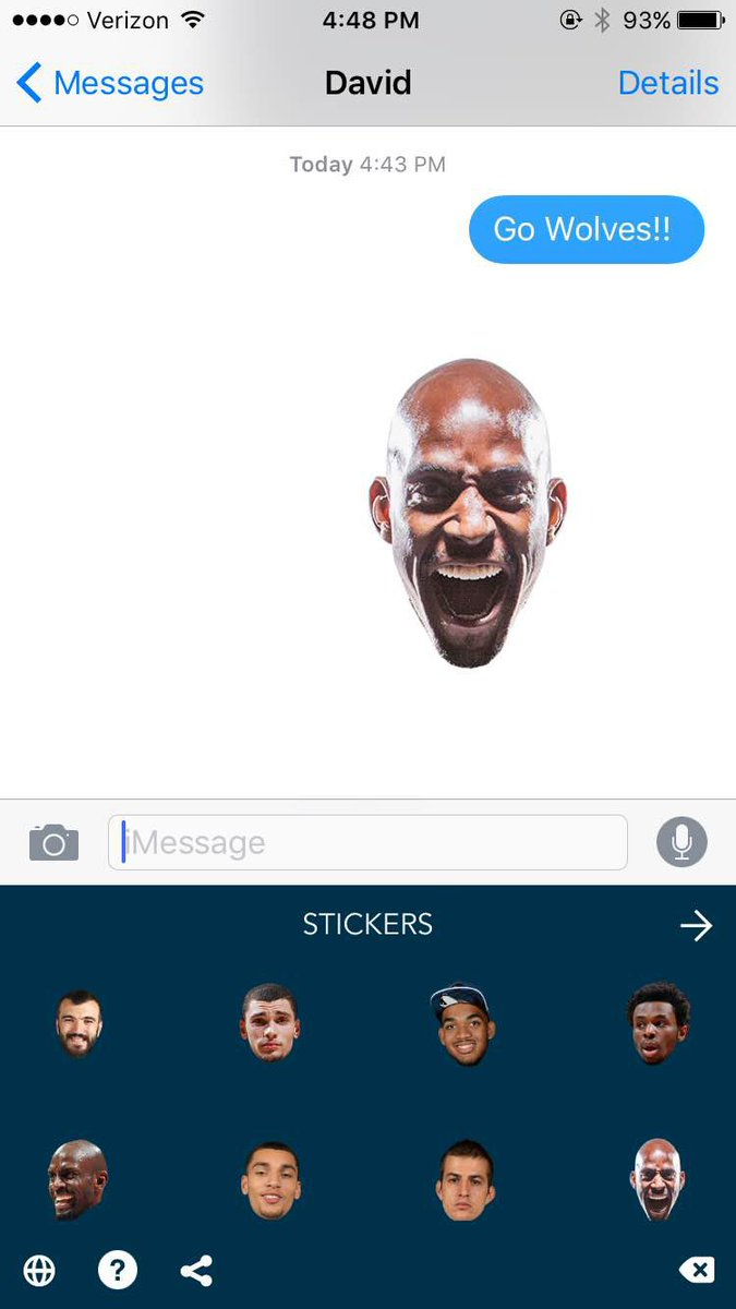 Timberwolves On Twitter Up Your Emoji Game With The Timberwolves