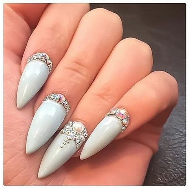 Fashion Atmosphere On Twitter Nail Goals Nail Nailart Nails Fashion Style Stylenet