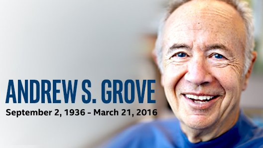 Thumbnail for How we mourned Andy Grove 1936-2016