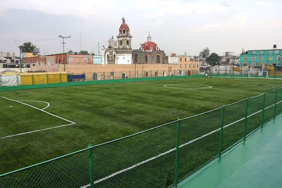 Donde a prendi a jugar al fútbol ⚽ el maracana