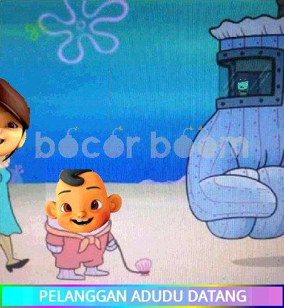 #adudu #boboiboy @boboiboy cc: @nabilanurannis4  @myronaldo77pic.twitter.com/Xh2xN2Fbh1