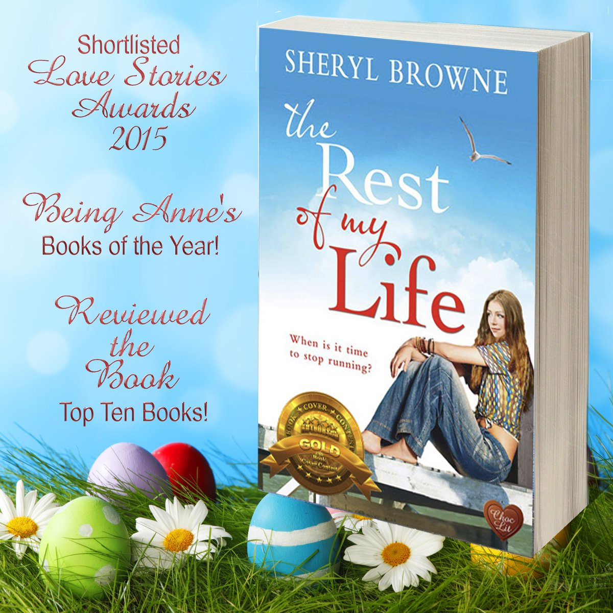 #Giveaway - Signed copy: The Rest of My Life + Choccy Egg! #TuesNews @RNAtweets @ChocLituk https://t.co/Aub5p3e81K https://t.co/81jFSY24fv