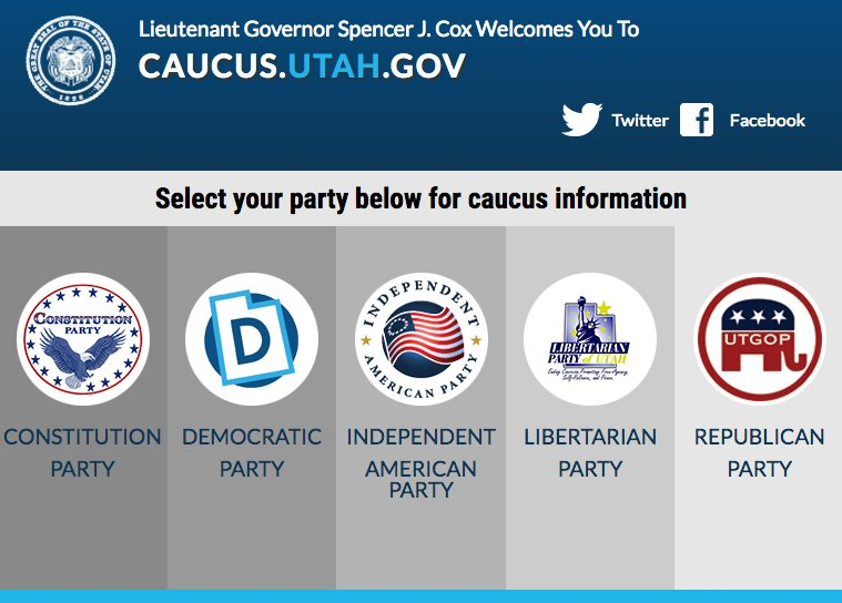 Be informed about today's caucus meetings. Visit https://t.co/WGw1VfEdFJ https://t.co/mmFtYYHIrs