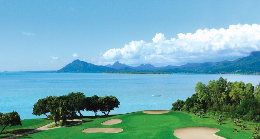 Mauritius Costa sud: Paradis Golf Club - Le Morne