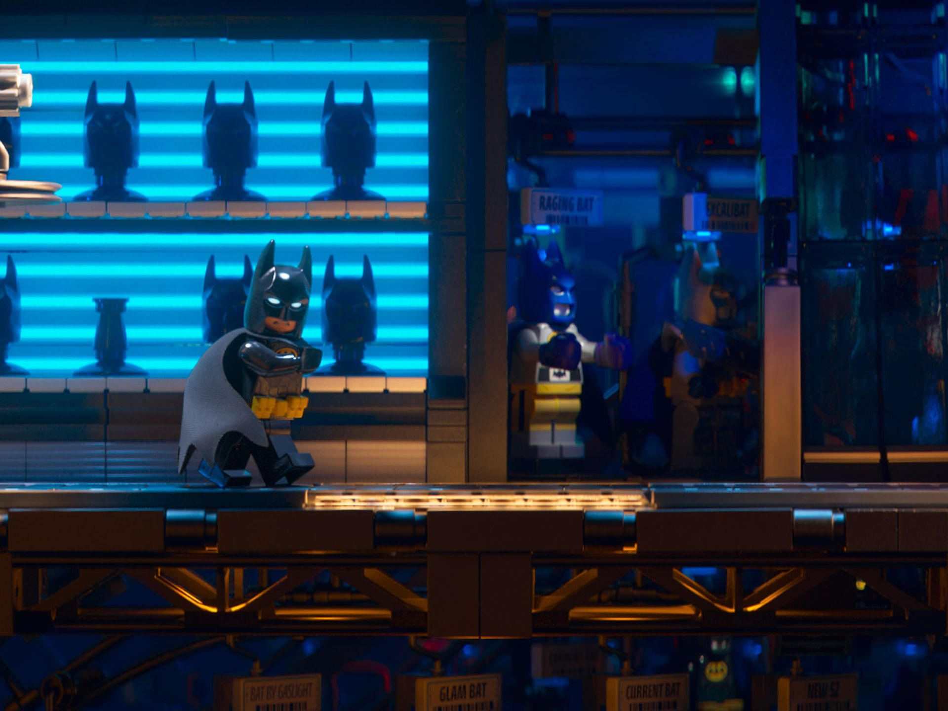The Lego Batman Movie 'Batcave' Teaser 2