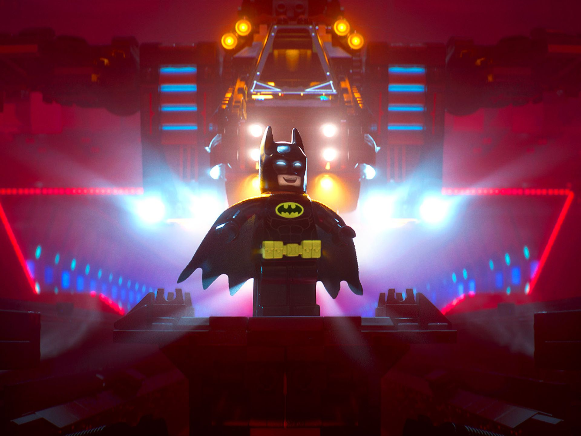 The Lego Batman Movie 'Batcave' Teaser 3