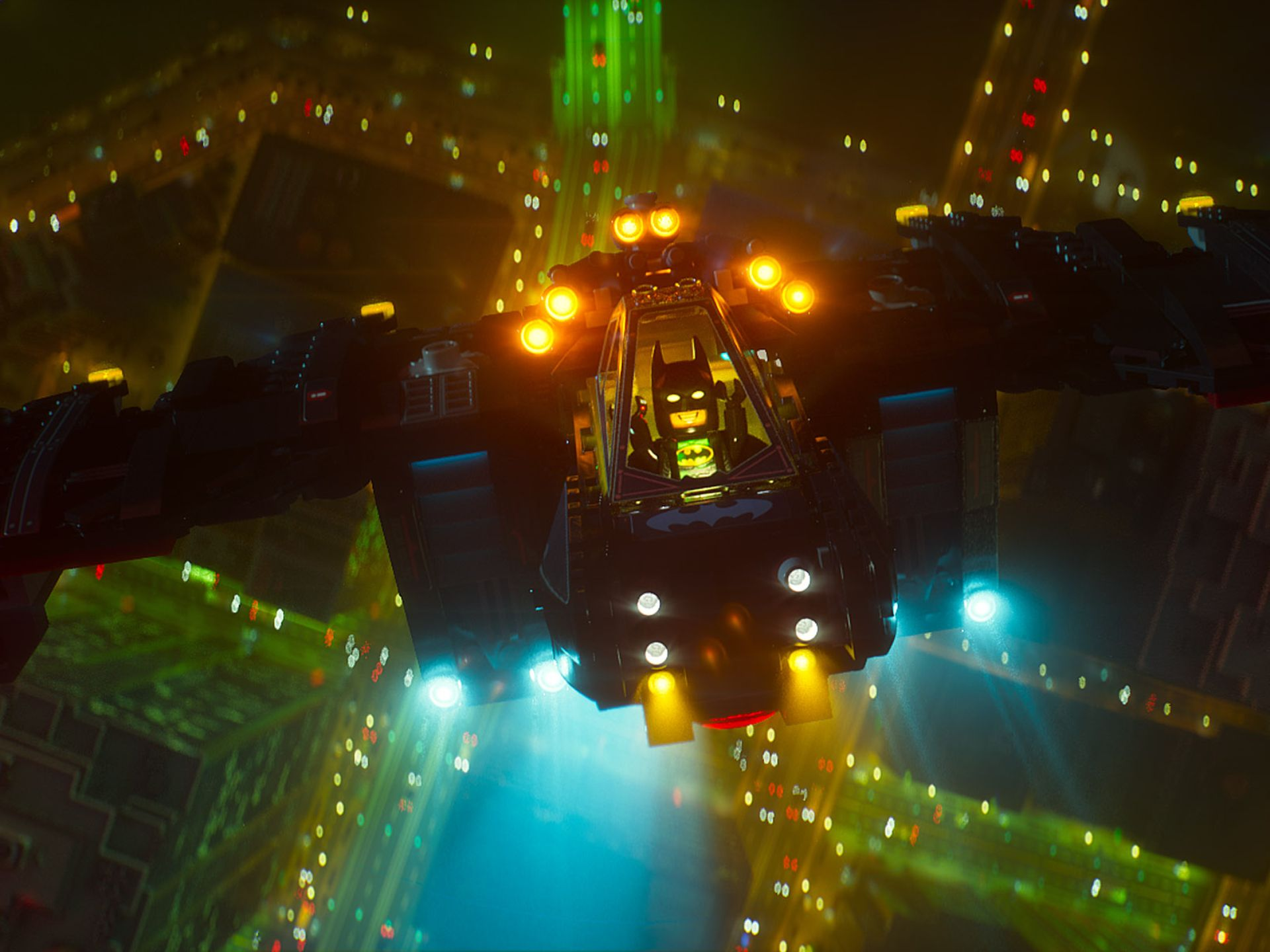 The Lego Batman Movie 'Batcave' Teaser 5