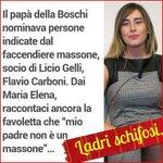 RT @gennaroastarit2: Mio padre non è ,,,,,,ministro #boschi, il tu babbo e ma latrina  intera !!!!! <a href='https://t.co/0RhgWRDeNy' target='_blank'>https://t.co/0RhgWRDeNy</a>