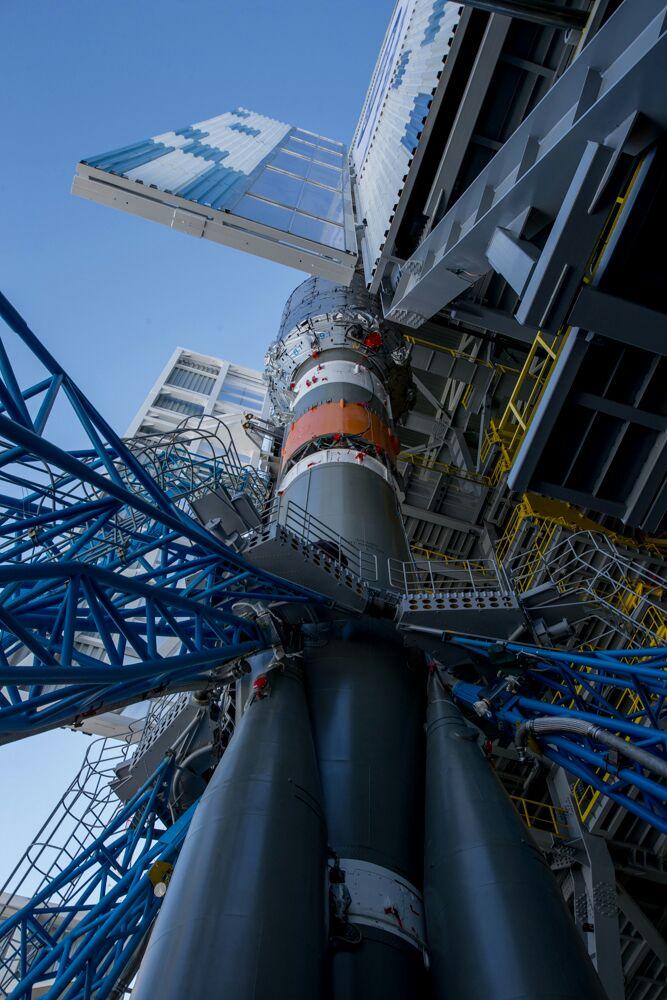 New Russian Cosmodrome - Vostochniy - Page 5 CeJIwYtXEAAB5B3