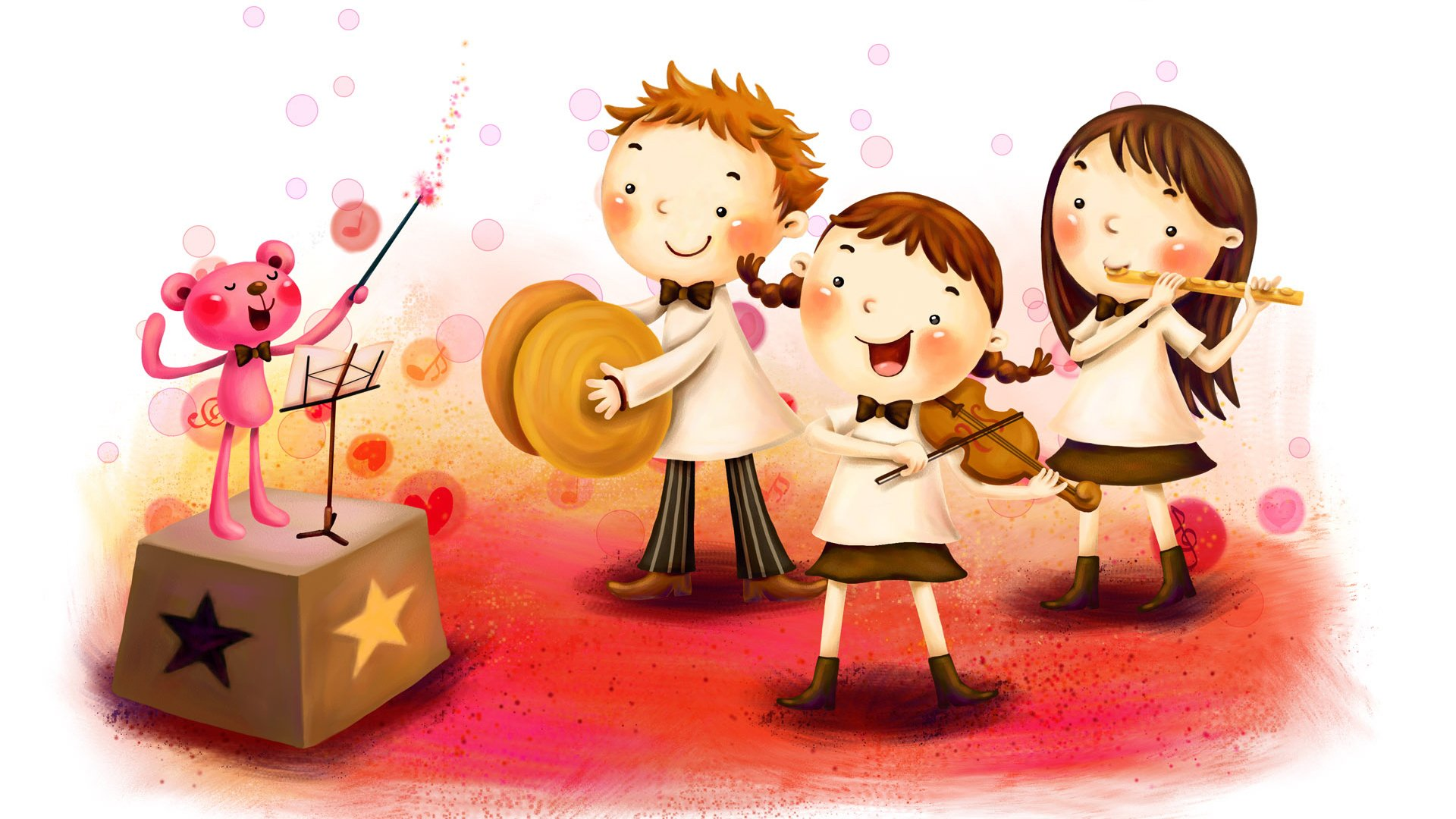Картинки музыкальные веселые, картинка для детей