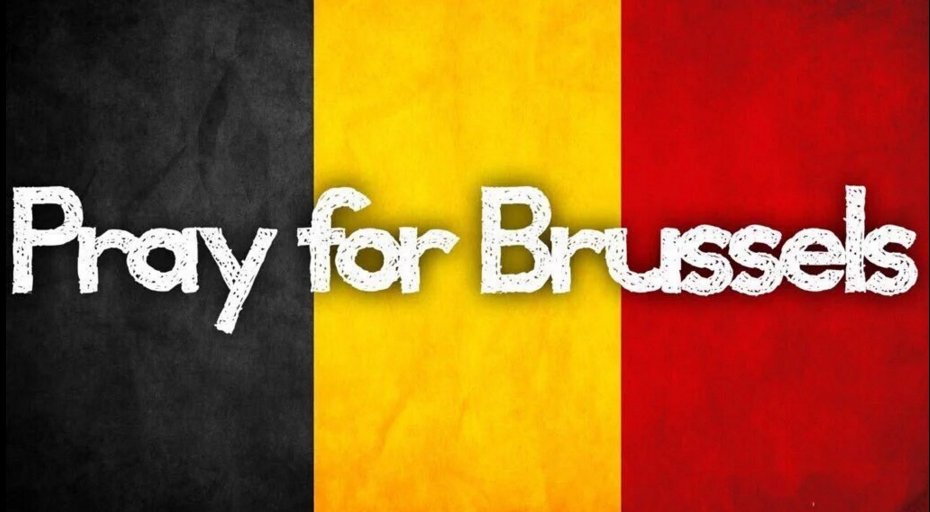 Pray for #Brussels! https://t.co/BMXIR7hBgT