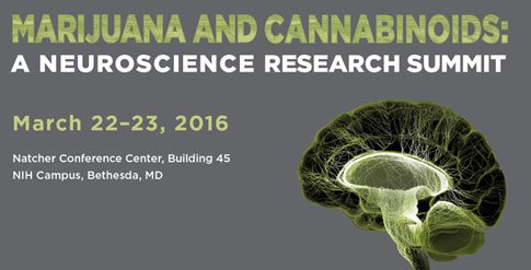 TODAY: Marijuana & Cannabinoids Neuroscience Research Summit. Use #MJNeuroSummit to follow live updates. https://t.co/1LPH1YOSGD