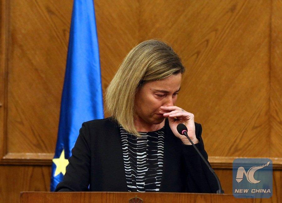 دموع أوروبية