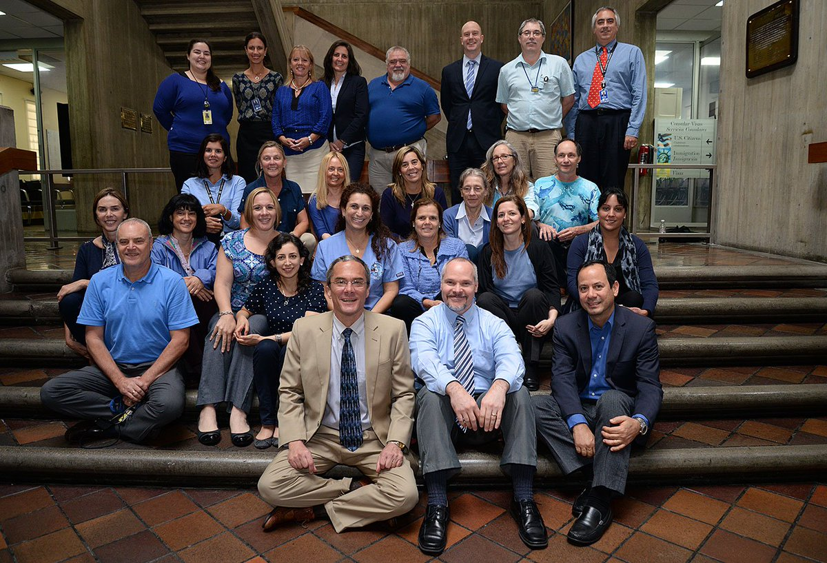 US Chargé d'Affaires Brad Freden goes #Blue4Water with US Embassy Montevideo Staff for #WorldWaterDay .@StateDeptOES https://t.co/YIgXzecnUk