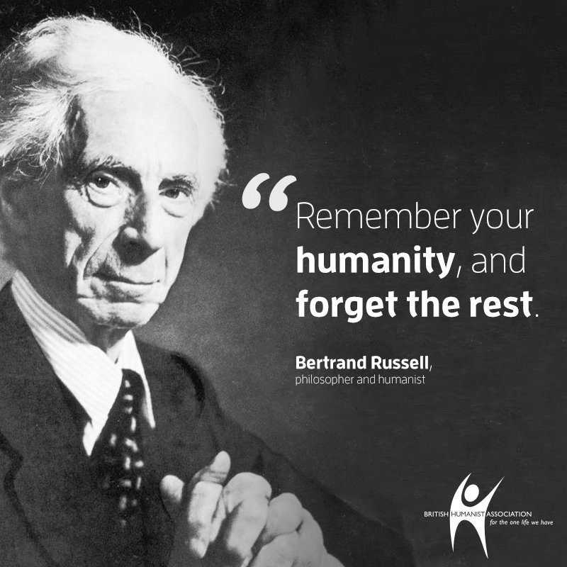 A great quotation from Bertrand Russell - as though it were written for days like today. #Brussels https://t.co/bCcw32vxc6