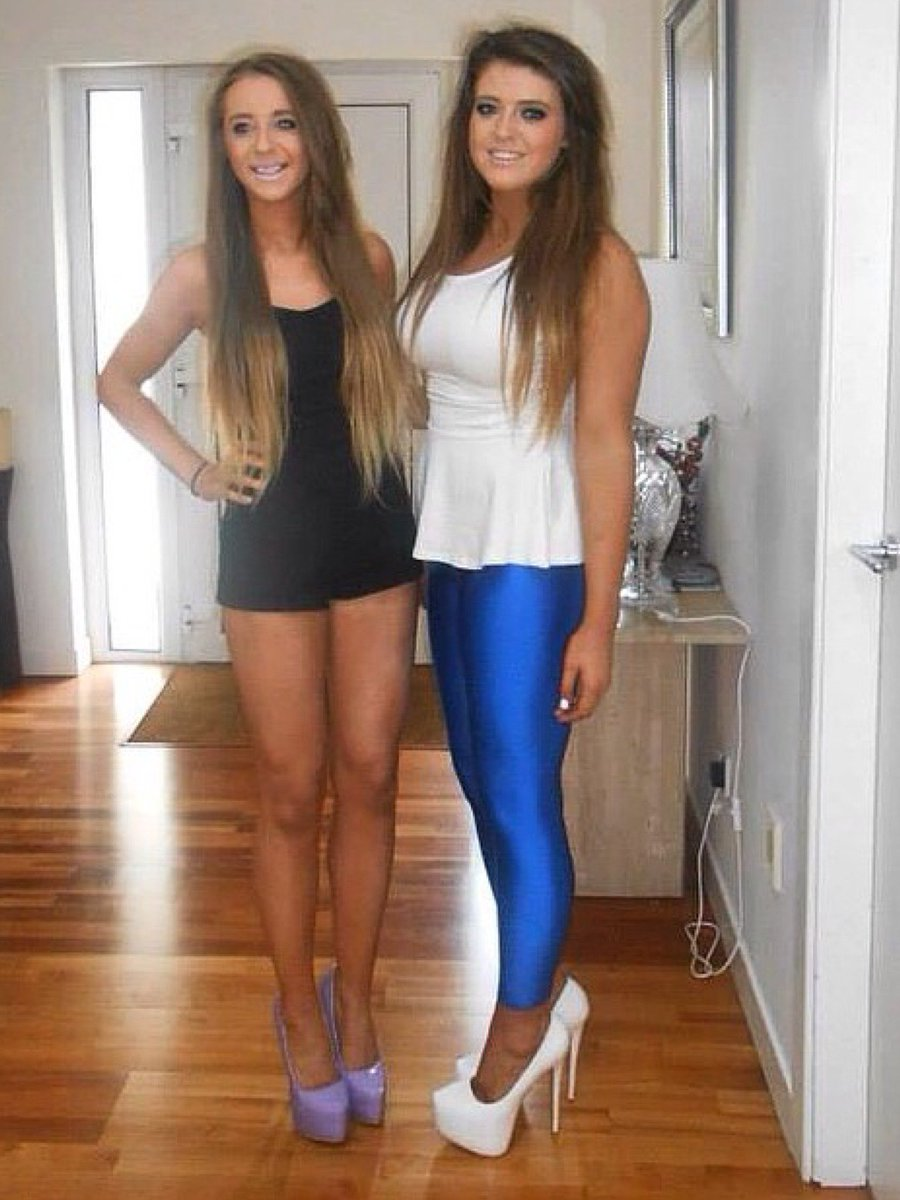 "Girls in High Heels on Twitter: ""2 Teen Girls in Platform ...: https://twitter.com/heelsgirls/status/712285442822033409"