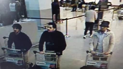 Who Suspects - Where is Brussels Airport Bombing Attack Belgium