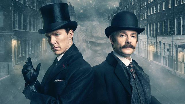 Für alle Sherlock-Fans: Das BBC-Weihnachtsspecial am Ostermontag um 21.45 Uhr im Ersten. https://t.co/LJwVnCr75S https://t.co/jtP1Mu4hmm