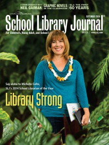 Thumbnail for 2016 School Librarian of the Year