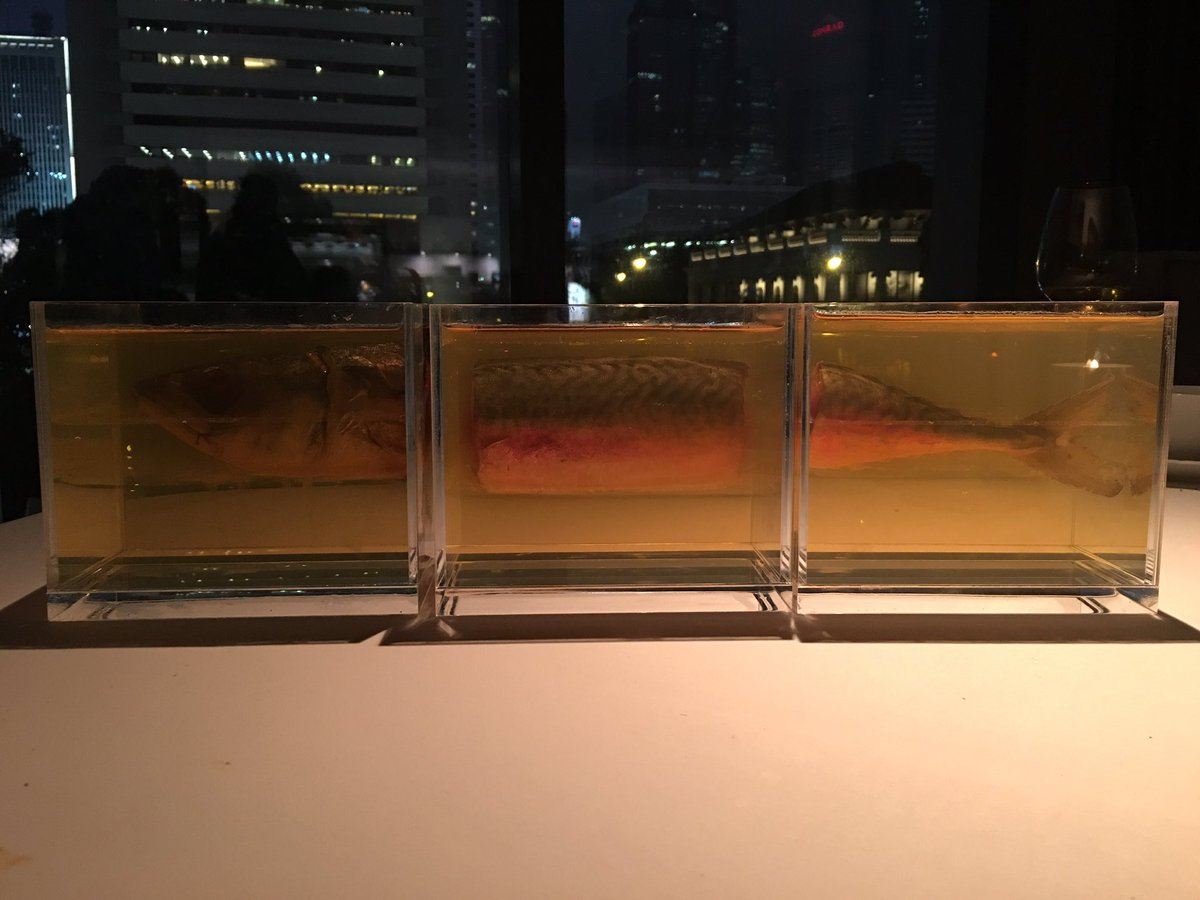 Thank you @UweOpocensky and @MO_HOTELS for another exceptional dinner tonight #artbaselhongkong