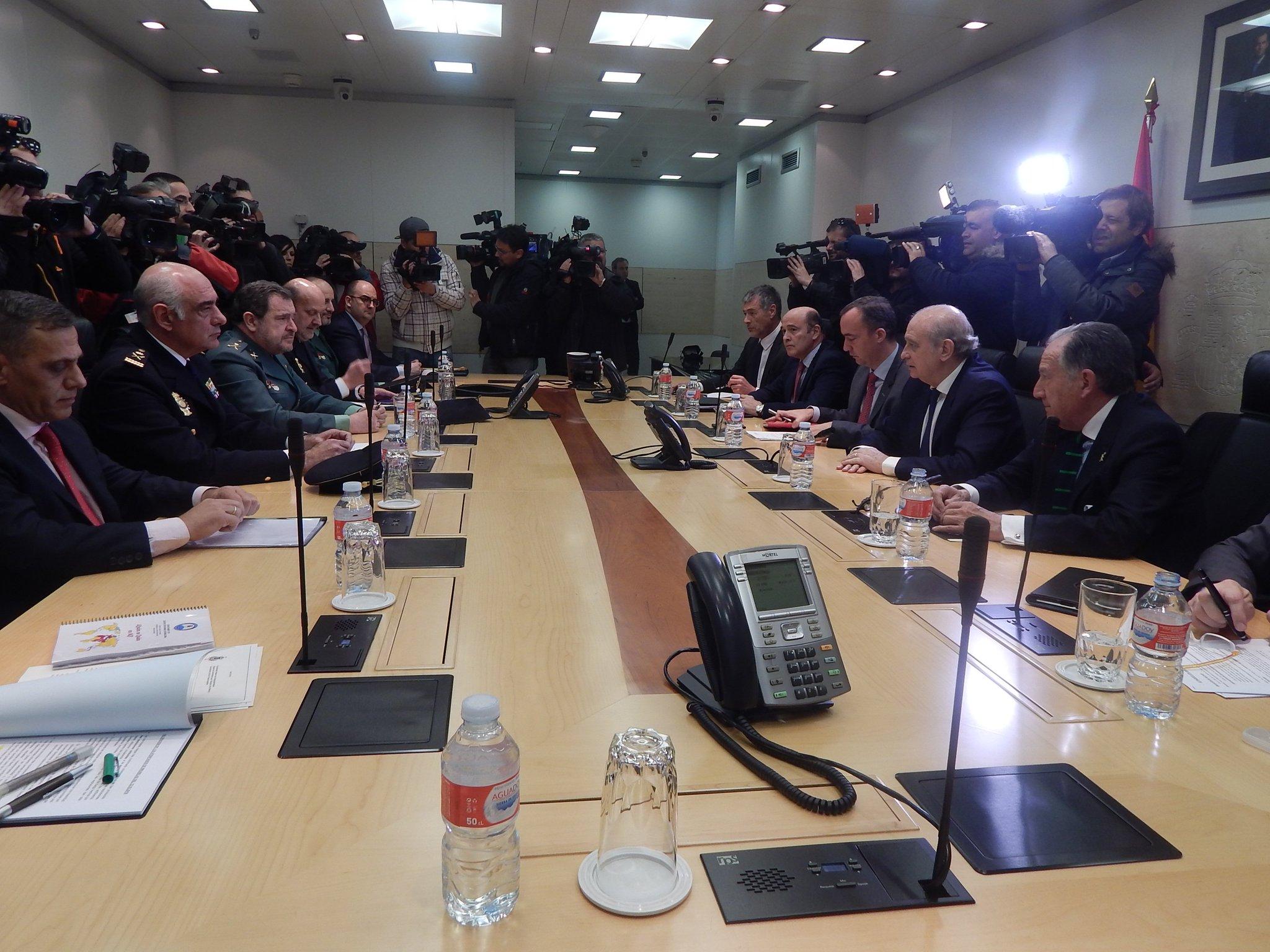 Ministerio interior on twitter la mesa de valoraci n de for Gobierno de espana ministerio del interior
