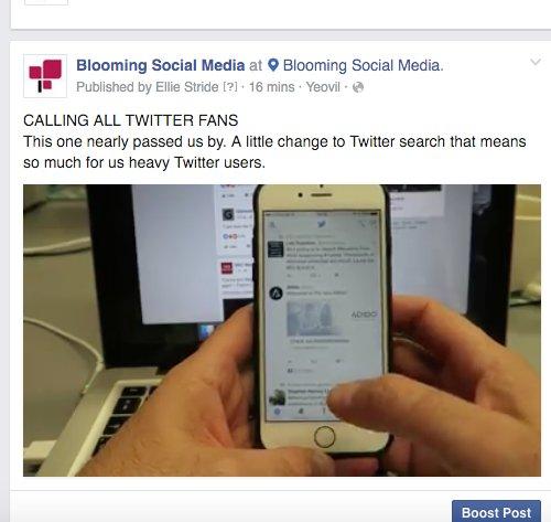 Sneaky little blinder - handy tweak to Twitter search that we love. https://t.co/h4b3sWiIpZ https://t.co/vnfnIoqVi4