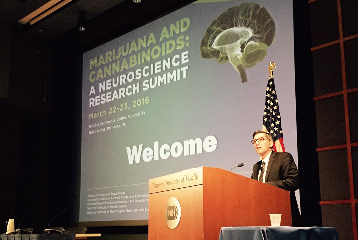 ".@ONDCP Director @Botticelli44 : ""Drug policy needs to be dictated by science."" #MJNeuroSummit https://t.co/IJlVrKYHb0"