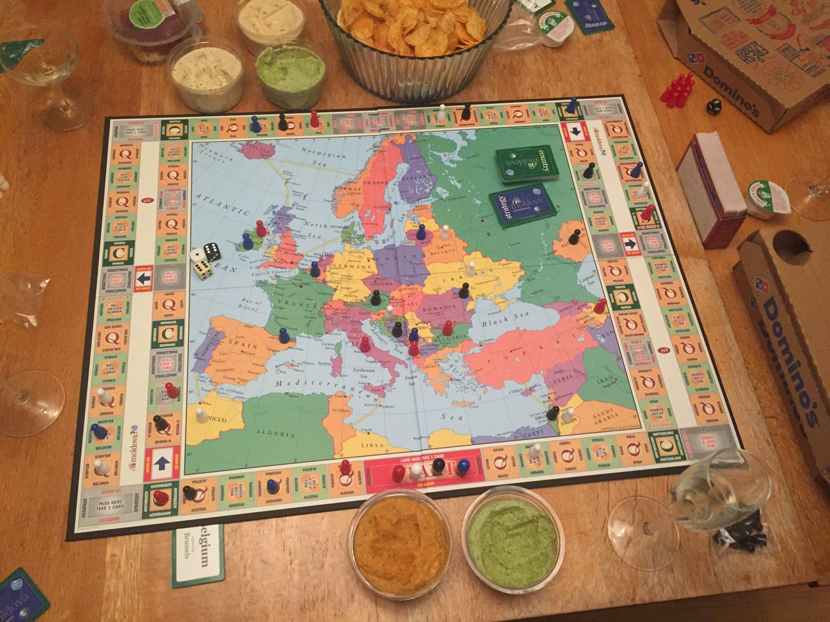 Catrin Griffiths On Twitter Where Is Moldova Board Game Night - Where is moldova