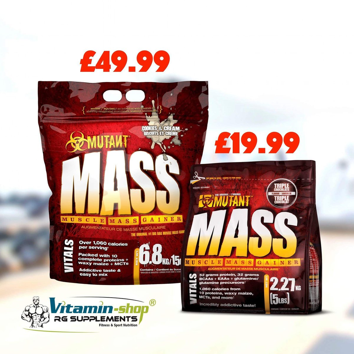 Mutantmass On Mutant Mass 15 Lb Special Offer At Vsreading Grab Your Favourite Bag And Save 10 Mutantnation Http Pictwittercom Qjcvhc2ym5