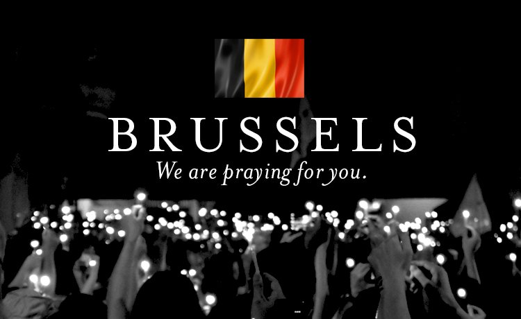 In the day of my trouble I shall call upon You, for You will answer me. –Psalm 86:7 #PrayforBrussels https://t.co/17POU69F5M