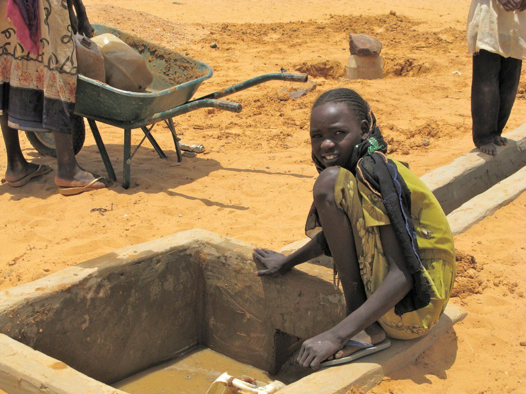 sudan no clean water When she runs out of clean water, she uses untreated water from the river nile, taking the risk of contracting diseases such as cholera nyimun, like many juba residents, has little choice.