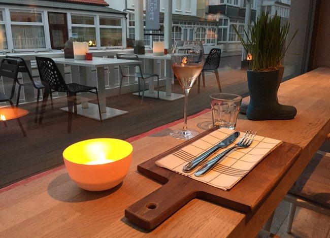 "ute kranz on twitter: ""dinner time at the »esszimmer« of my hotel, Esszimmer"