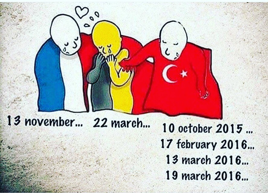 #France #Belgium #Turkey #PrayForTheWorld #prayforpeace https://t.co/e9ukgmZgE9