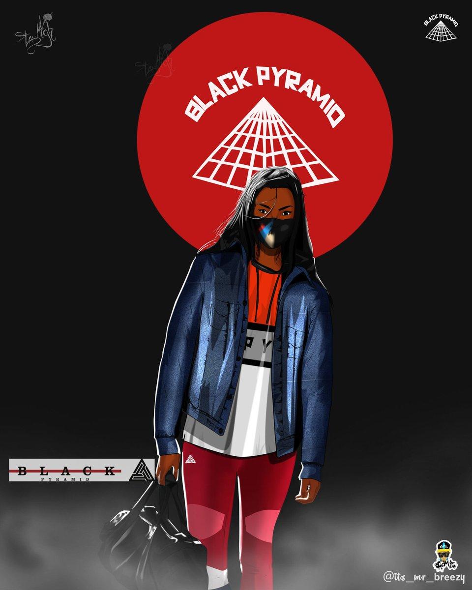 black pyramid chris brown wallpaper - photo #36