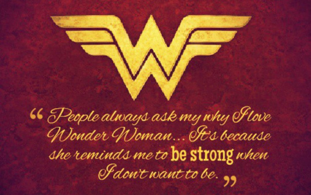 Wonder Woman Fitness Quotes: Sassy Wonder Woman🔥 (@WonderWomanFire)