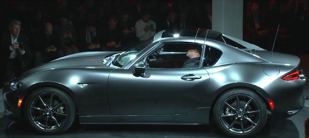 Derek Mau On Twitter 2017 Mazdausa Mx5 Miata With 2 0l Engine And Retractable Hardtop Nyias Nyias2016 Sportscar Tflcar Https T Co Xkhjn1skto